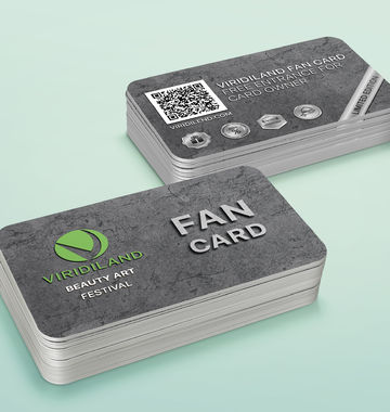 VIRIDILAND FAN CARD